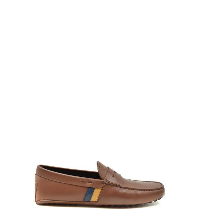 Tod`s Men's Loafer Brown 178863 - brown 8
