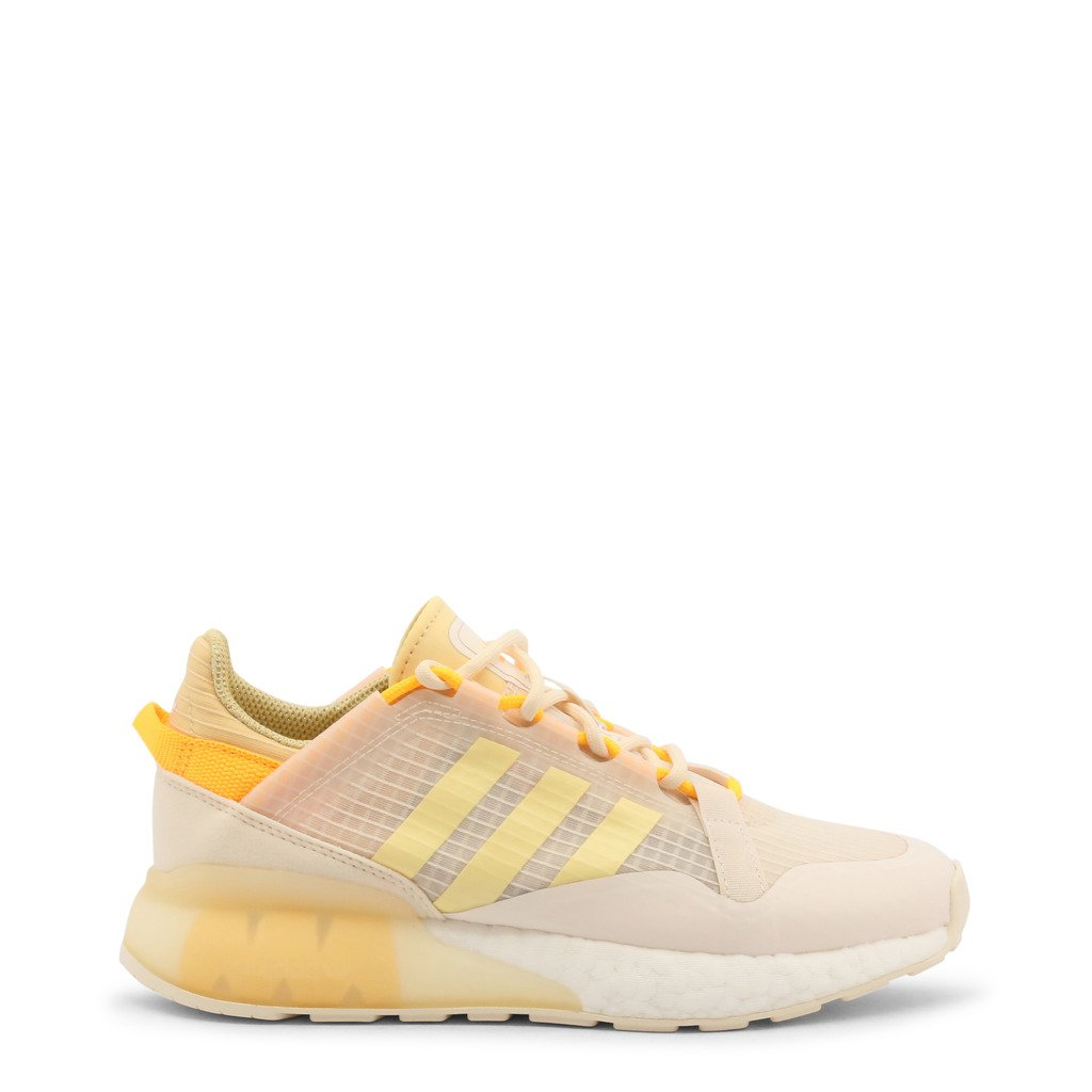 Adidas Women's ZX2K Boost-Pure Sneakers Shoes White 349627 - white UK 3.5