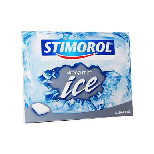"Tuggummi Sockerfritt ""Ice"" - 22% rabatt"