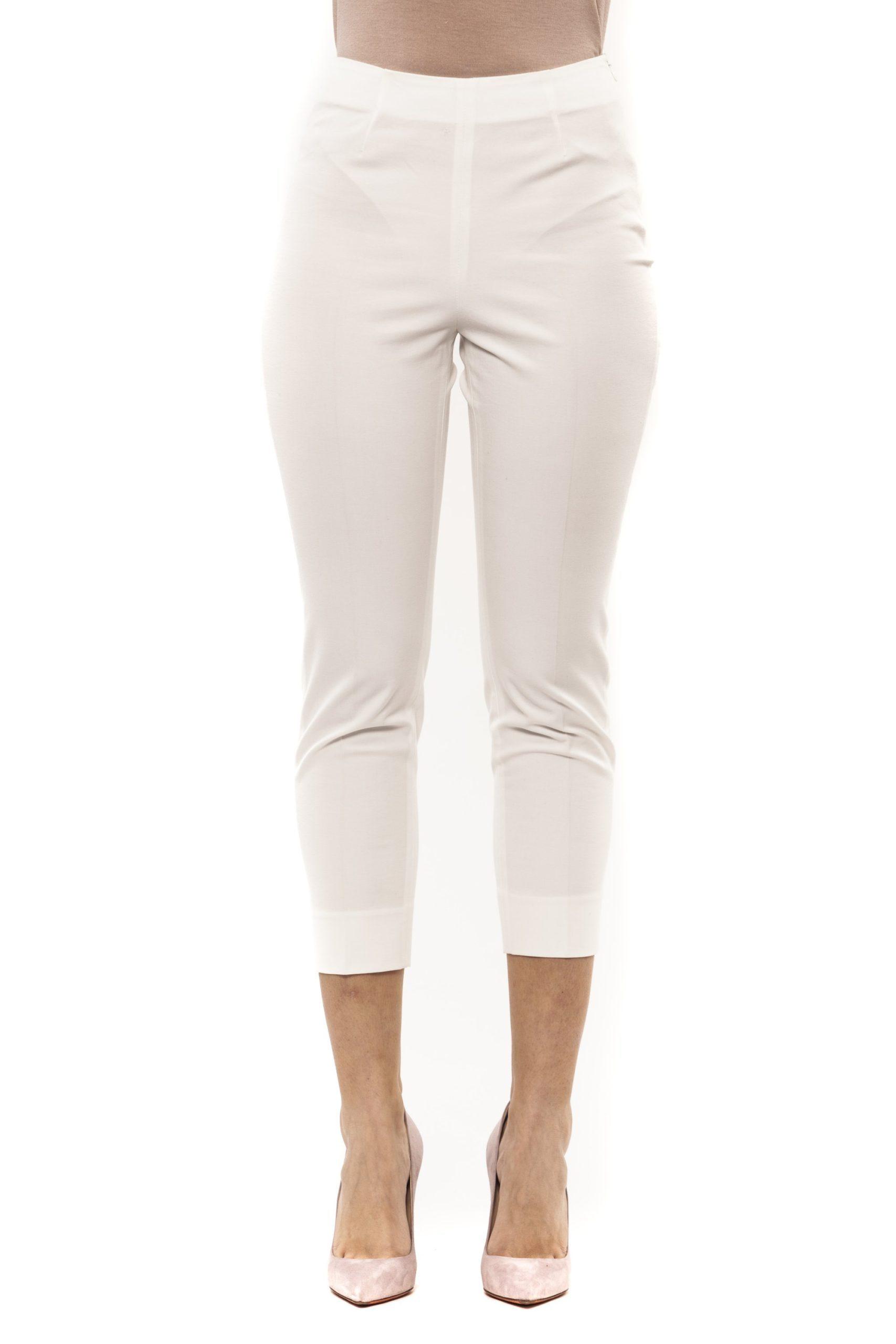 Bianco White Jeans & Pant - IT44 | M
