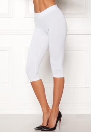 Happy Holly Sofia capri leggings White 52/54