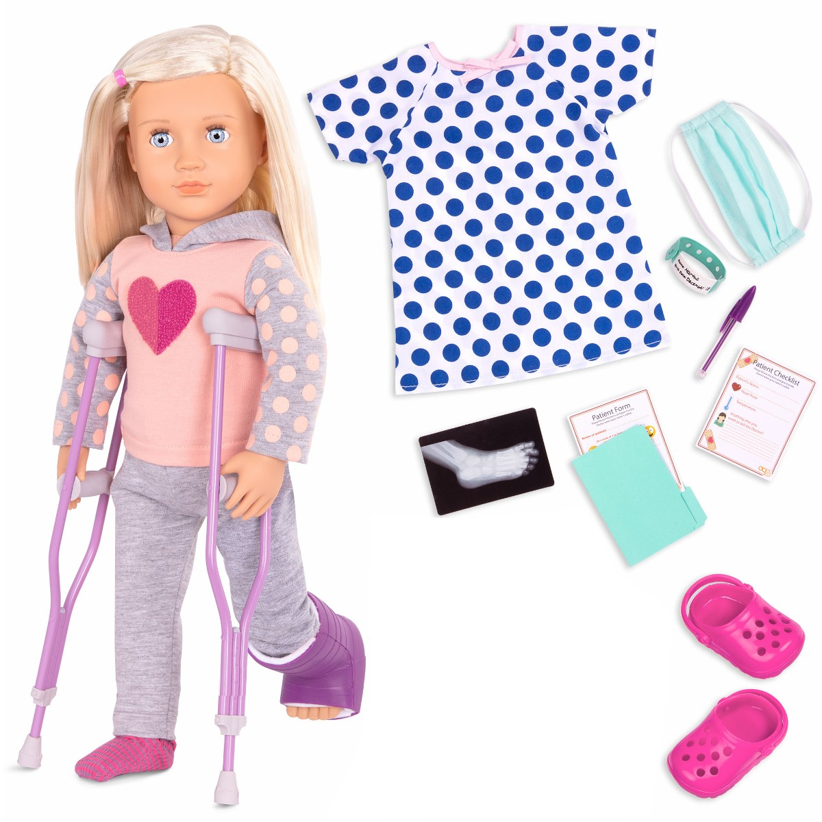 Our Generation - Martha Deluxe doll (731272)