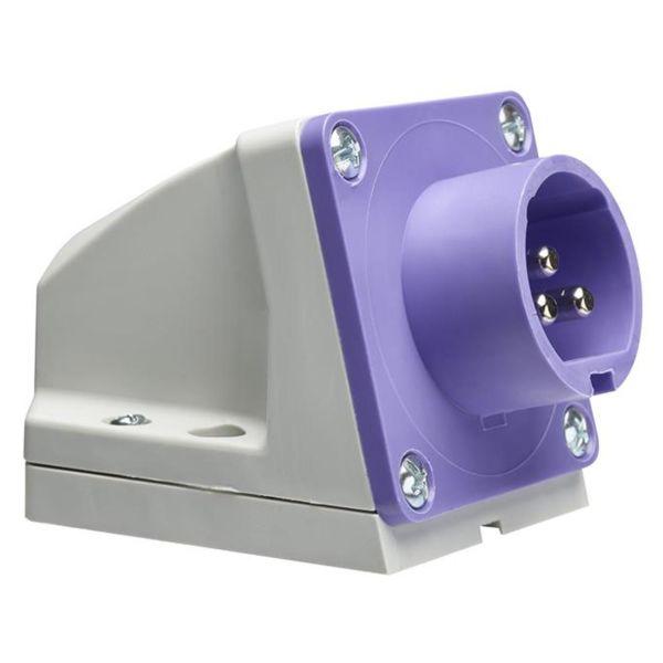 ABB 2CMA100994R1000 Vegginntak lilla/fiolett, IP44 3-polet