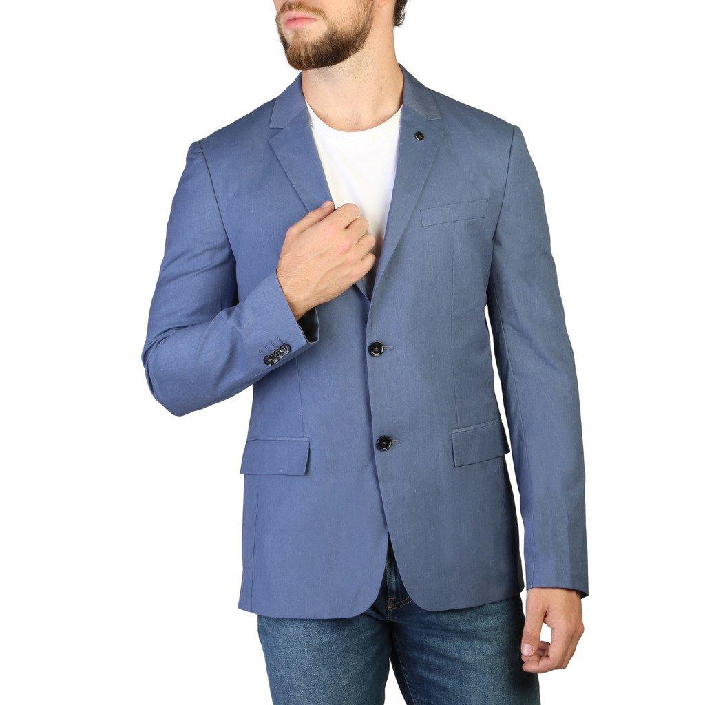 Calvin Klein Men's Formal Jacket Blue 349295 - blue 52