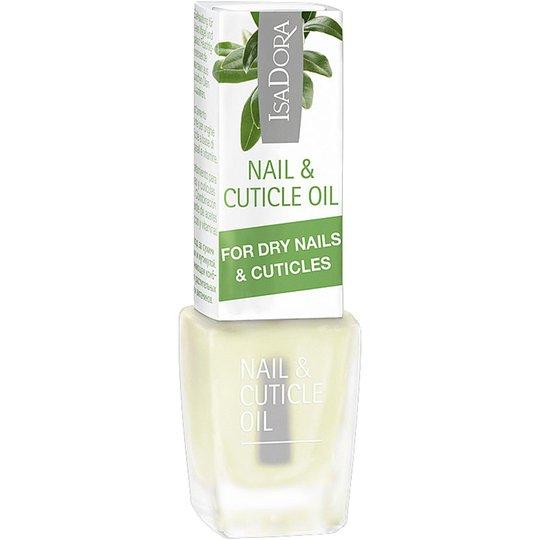 IsaDora Nail & Cuticle Oil, 6 ml IsaDora Kynsienhoito