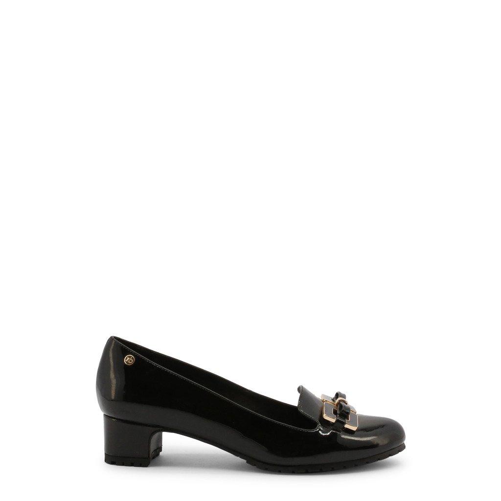 Roccobarocco Women's Heels Black 342565 - black EU 37