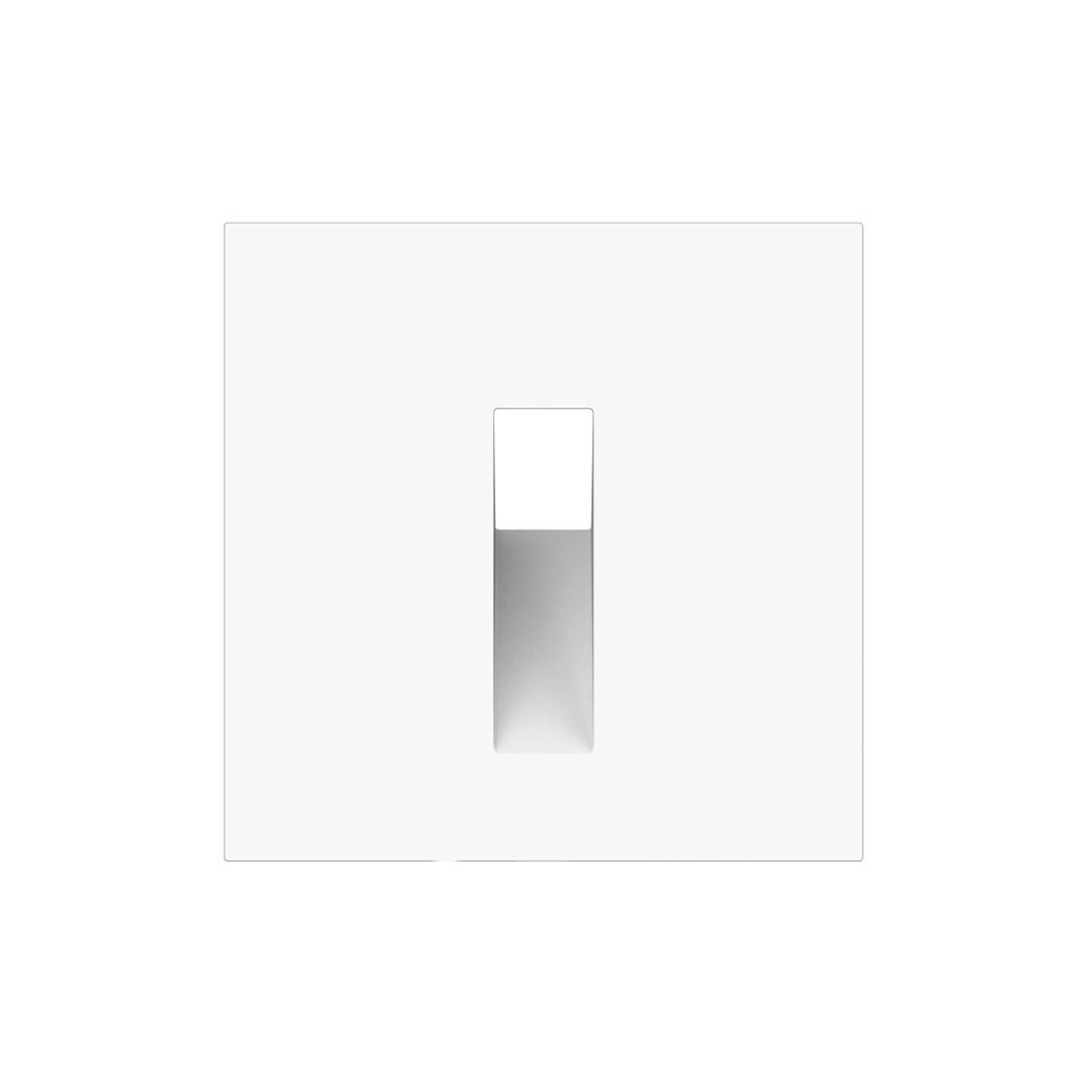 Arcchio Lanti -LED-uppovalaisin, valkoinen
