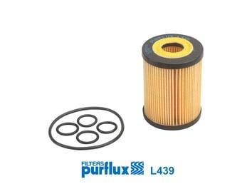 Öljynsuodatin PURFLUX L439