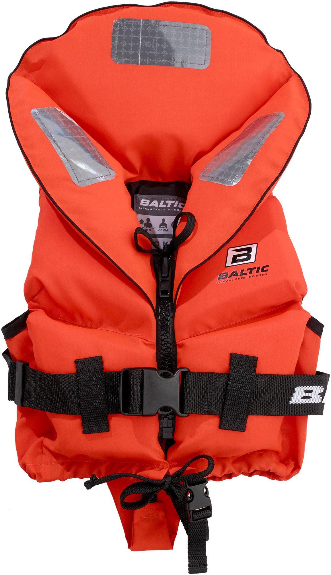 Baltic Pro Sailor Redningsvest 10-20 kg, Oransje