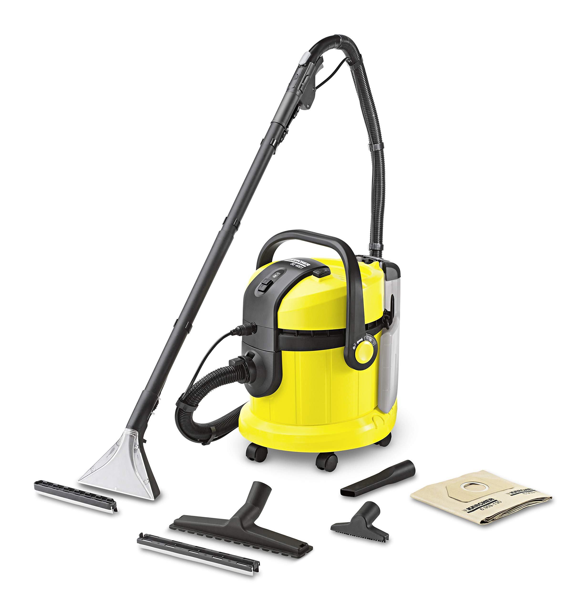 Kärcher - Hardfloor and Carpet Cleaner - SE 4.001 (Demo)