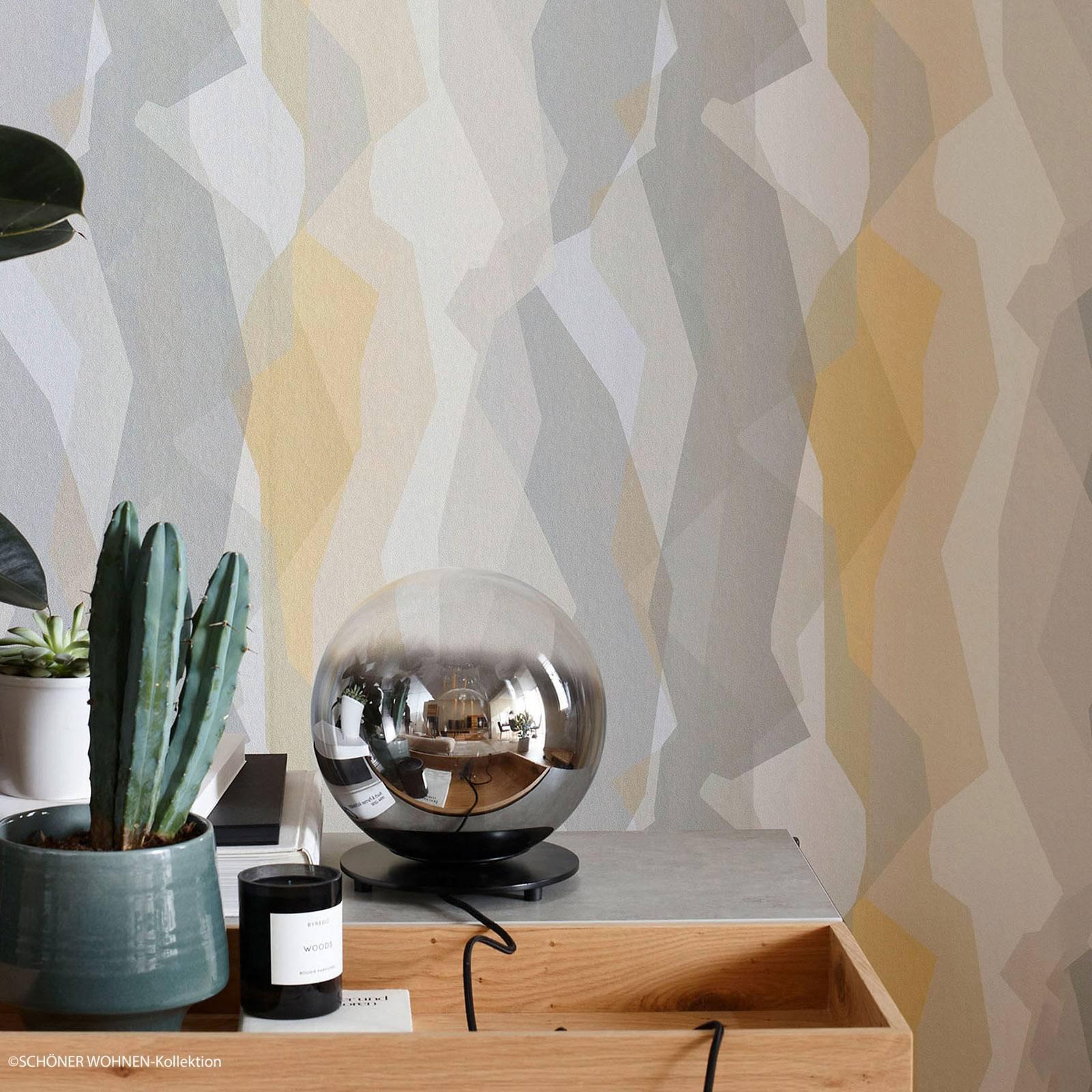 Schöner Wohnen Mirror bordlampe Ø 25 cm