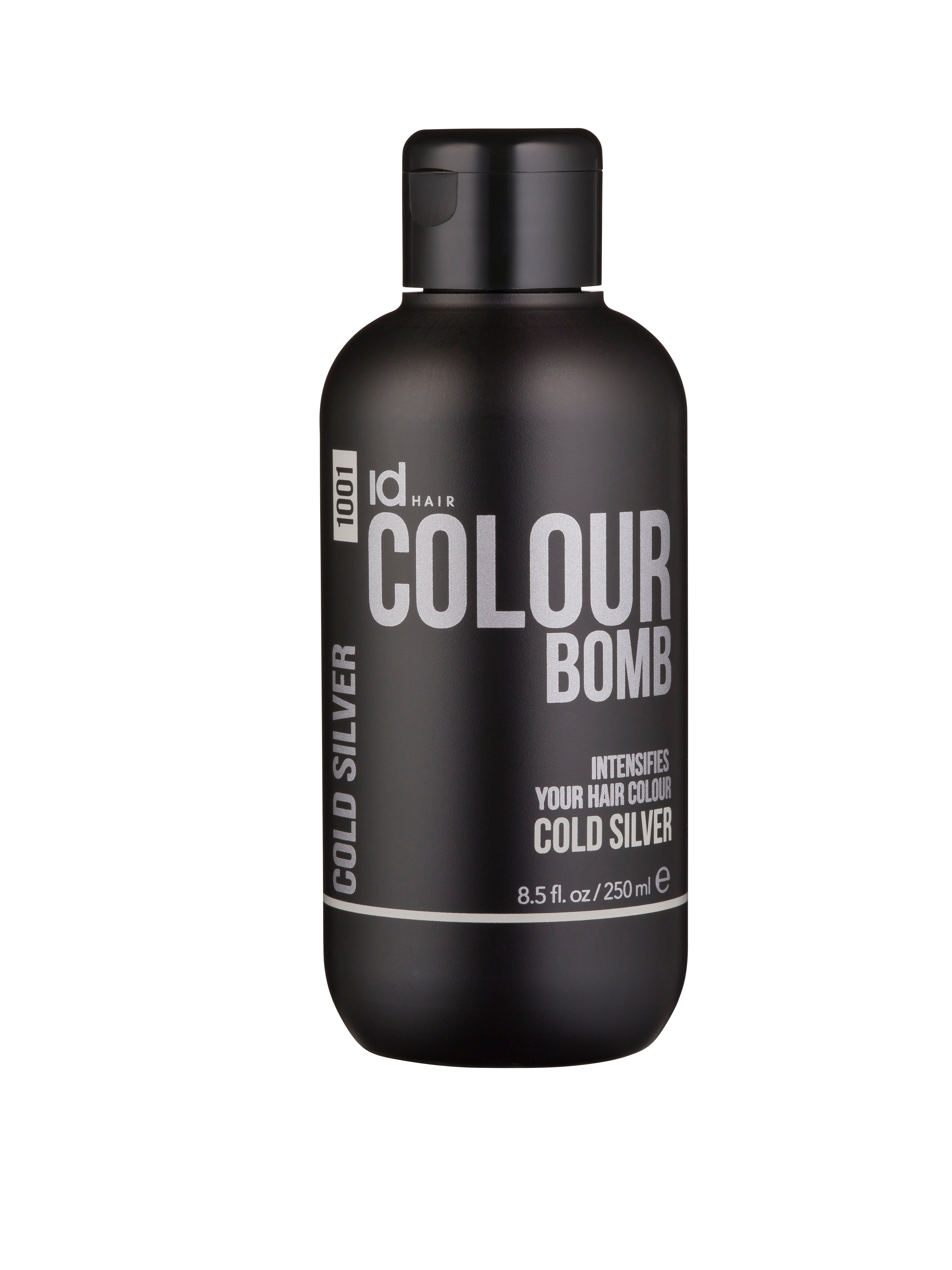IdHAIR - Colour Bomb 250 ml - Cold Silver