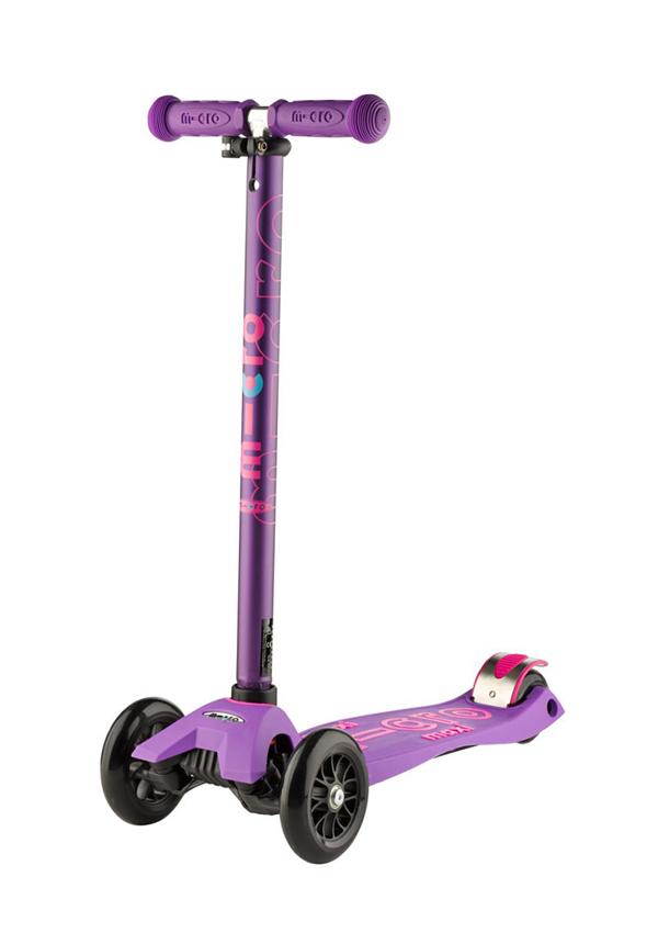 Micro - Maxi Deluxe Scooter - Purple (MMD025)