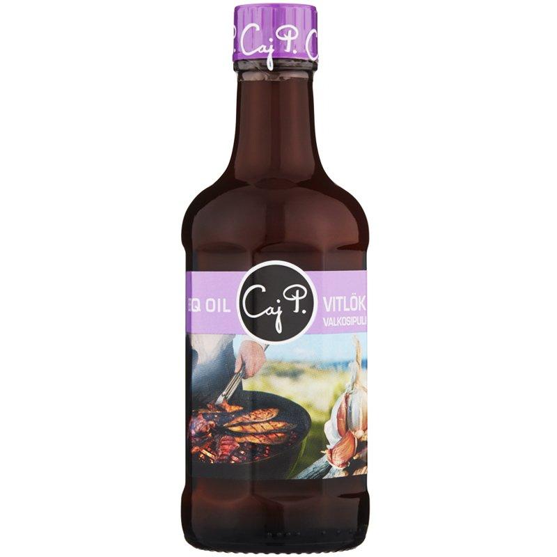 Grilliöljy Valkosipuli - 32% alennus