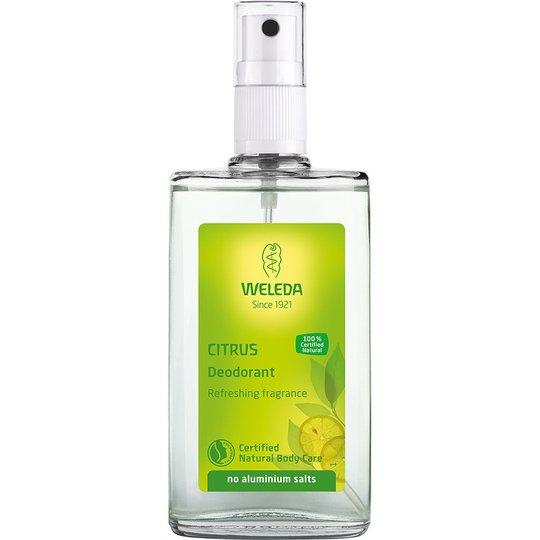 Weleda Citrus Deodorant, 100 ml Weleda Luonnonkosmetiikka