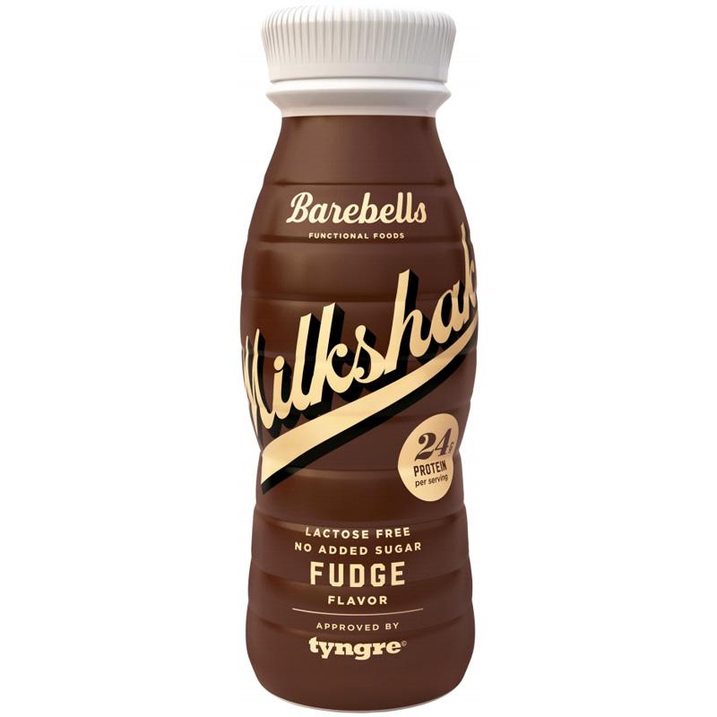 """Milkshake """"Fudge"""" 330ml - 34% rabatt"""