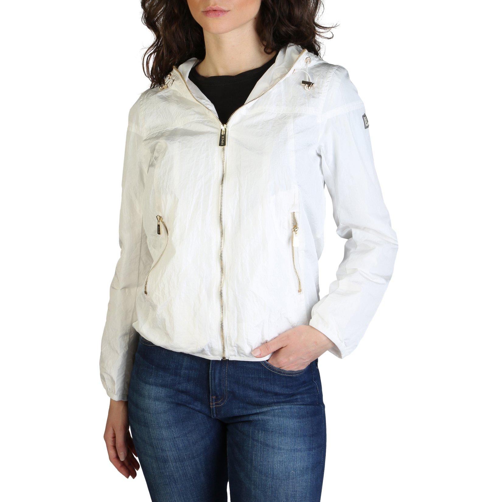 Yes Zee Women's Jacket Various Colours J441_B700 - white XXL