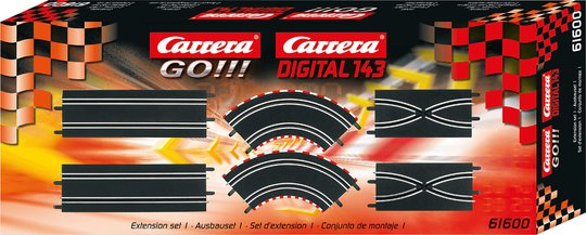 Carrera Go!!! Bilbane Extension Set 1