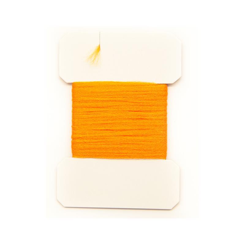 Antron Yarn Carded - Burnt Orange