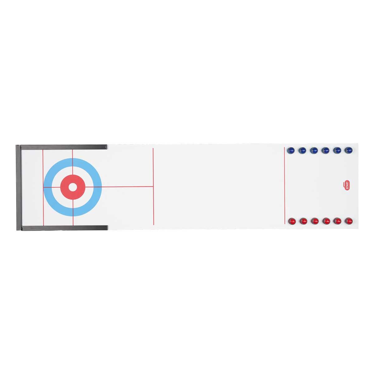Table Top Curling Supersize 190x47cm