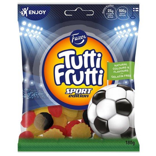 "Tutti Frutti ""Sport Edition"" 180g - 52% alennus"