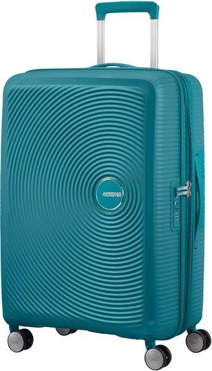 American Tourister Soundbox Spinner Koffert 71.5L, Jade Green