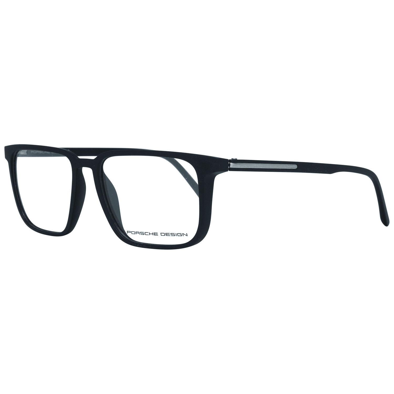 Porsche Design Men's Optical Frames Eyewear Black P8298 52A
