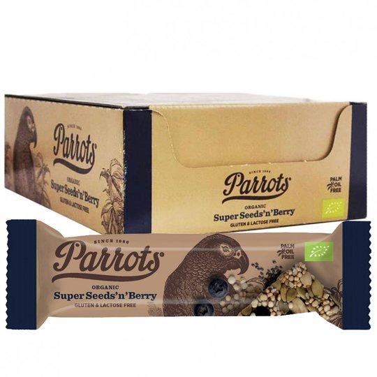 Eko Bars Seed's n Berry 15-pack - 70% rabatt