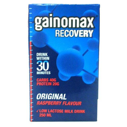 Gainomax Raspberry Flavor - 29% rabatt