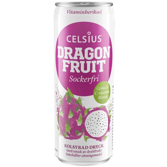"Energidryck ""Drakfrukt"" 355ml - 58% rabatt"