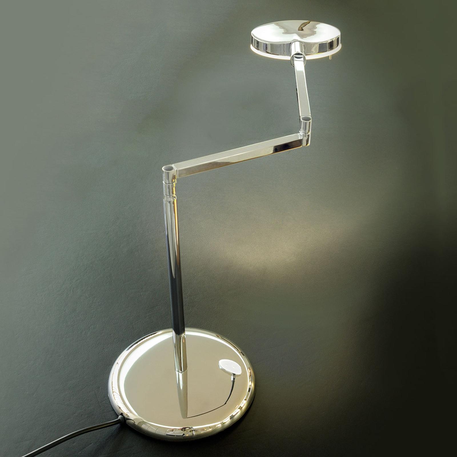 Joustava LED-kirjoituspöytävalaisin 3-LED