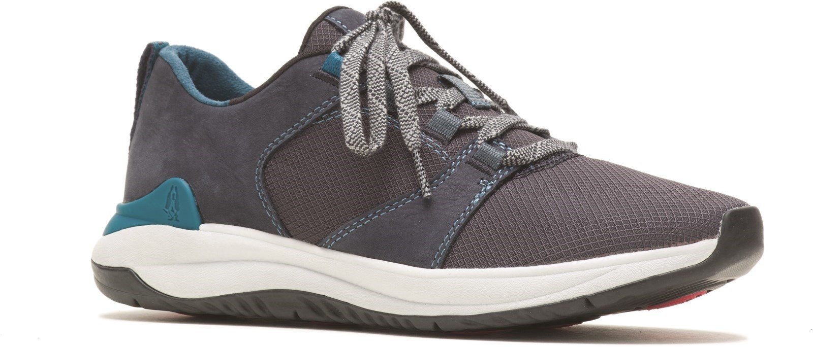 Hush Puppies Women's Basil Ladies Lace Trainer Various Colours 31287 - Navy 3