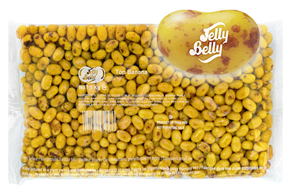 Jelly Belly Beans - Top Banana 1kg