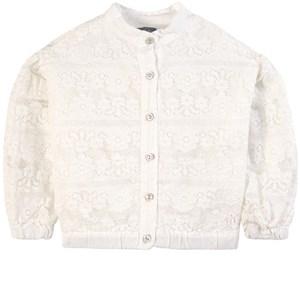 Tocoto Vintage Lacy Jacka Off white 2 år