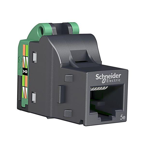 Schneider Electric VDIB17715U12 Modulærjack for D-applikasjoner 12-pakning