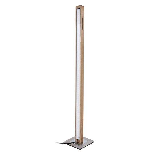 HerzBlut Leonora LED-gulvlampe 122,5 cm gran