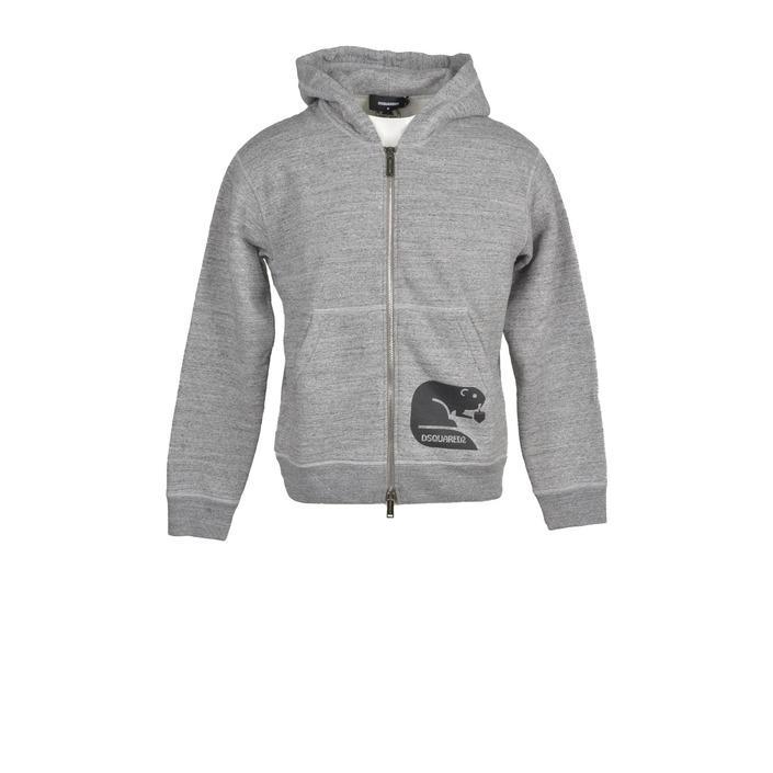 Dsquared - Dsquared Men Sweatshirts - grey XL