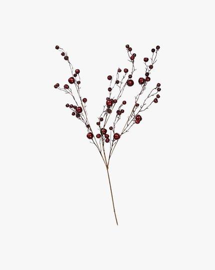 Tekokukka, Red berries