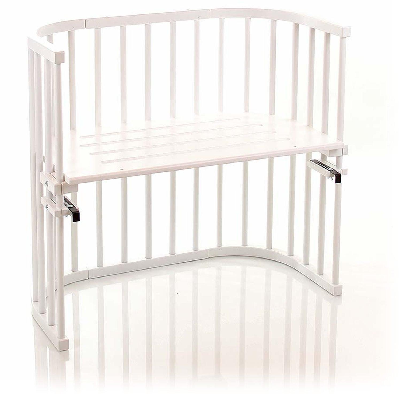 Babybay Bedside Crib Original, White