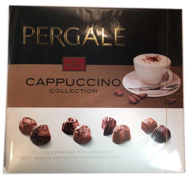 Chokladask Pergale Cappuccino - 50% rabatt
