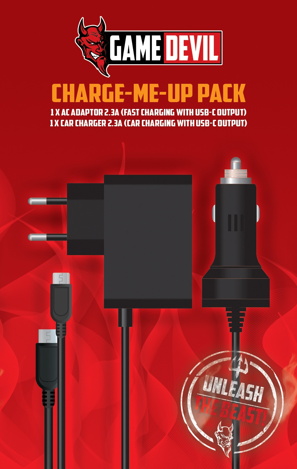 GameDevil Charge Me Up Pack