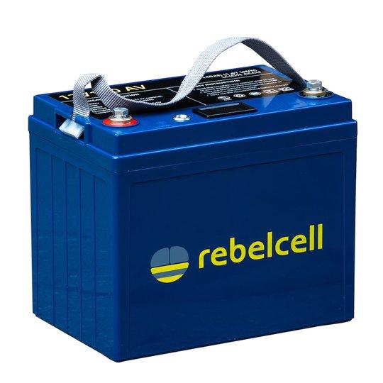 Rebelcell 12V 140 Ah litiumbatteri