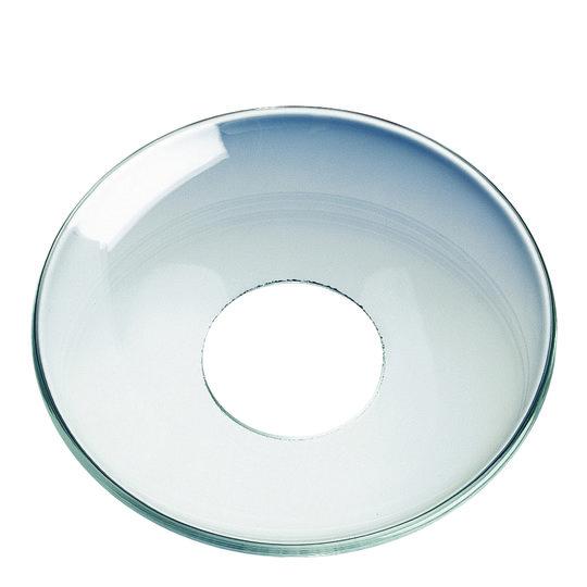 Nybro Crystal - Ljusmanschett 6,5 cm Klar slät