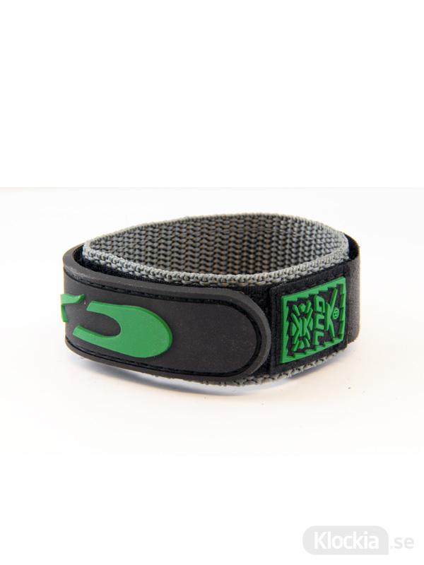 GUL Armband Std Rubber Green 18mm - 20mm 439529