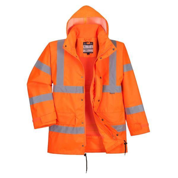 Portwest RT63 Jacka Hi-Vis orange S