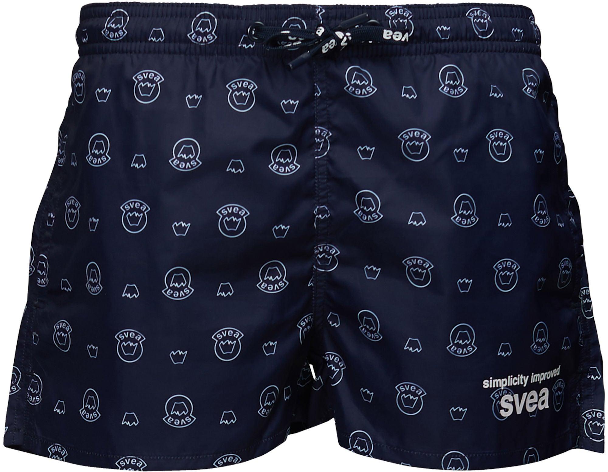 Svea Åhus Shorts, Blå 140