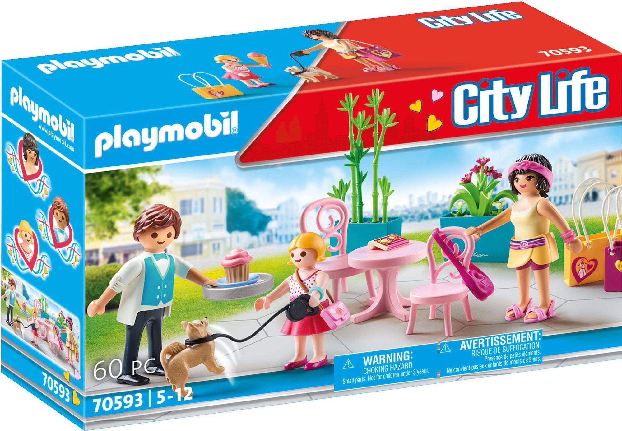 Playmobil 70593 Kafferast