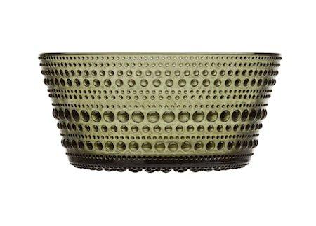 Kastehelmi skål 23 cl – Mosegrønn