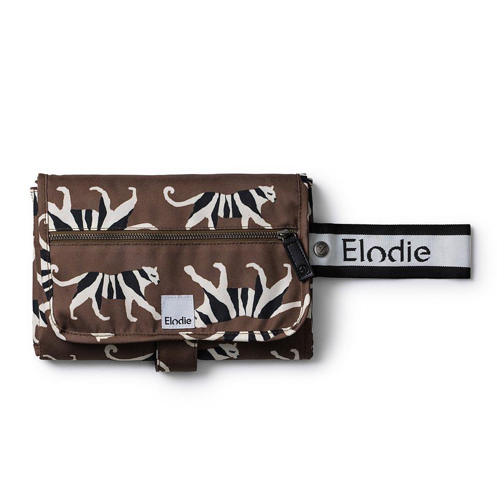 Elodie Details - Portable Changing Pad - White Tiger