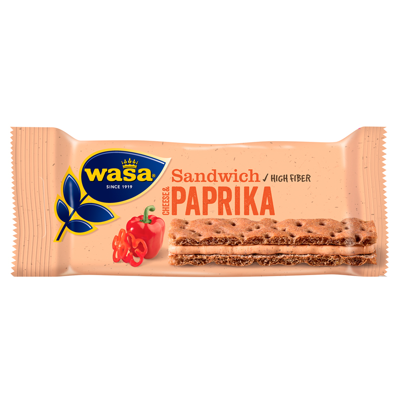 Sandwich Cheese & Paprika - 6% alennus